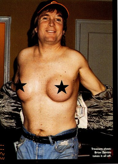 Men with titts