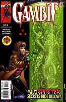 Cover to Gambit #13