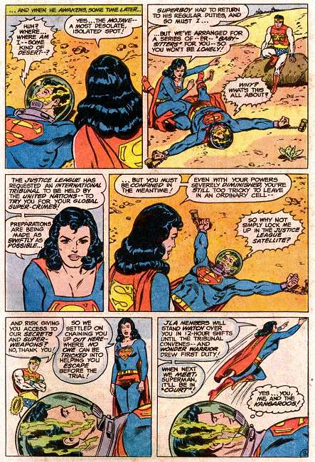 Superman Sex Story
