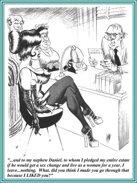 from Levi transgender fiction comic