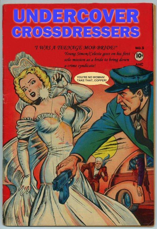 Sissy tegneserie sex
